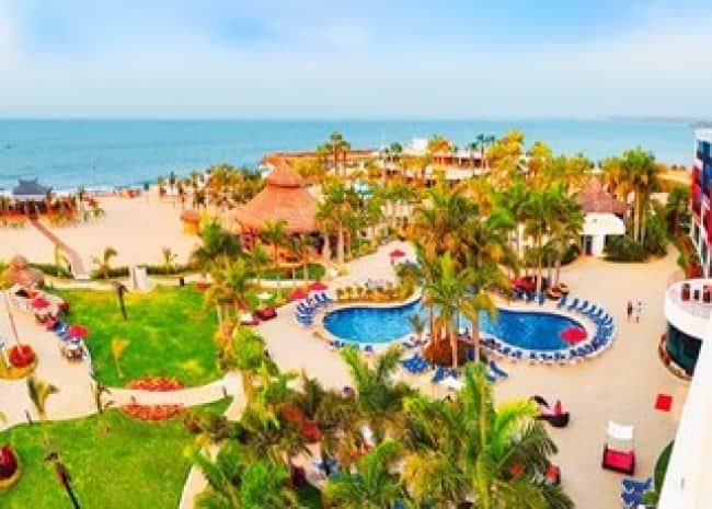 ECUADOR (Playa de Salinas) | ENERO 2015